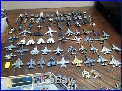 Micro Machines Military Lot (Aircraft Carrier, Battlefield