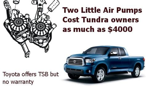Tundra secondary air injection pump - GuyCassell's blog