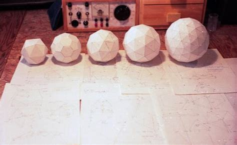 60 sided geodesic dome experiment