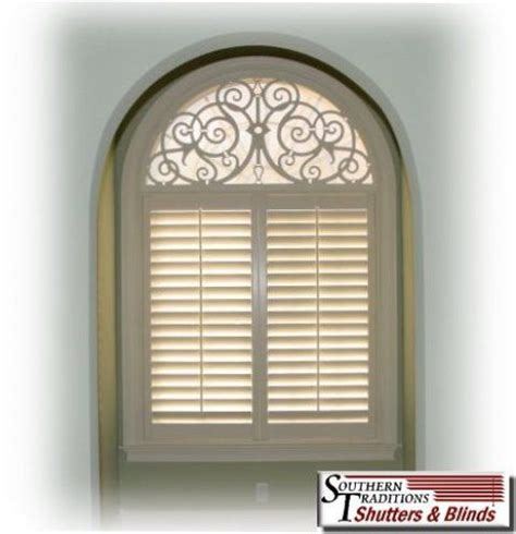 Arched window treatments, Arched windows, Arched window