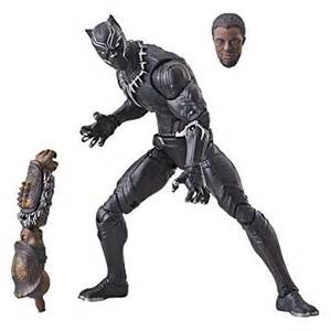 New Photos of Marvel Legends Black Panther Movie Wave 2
