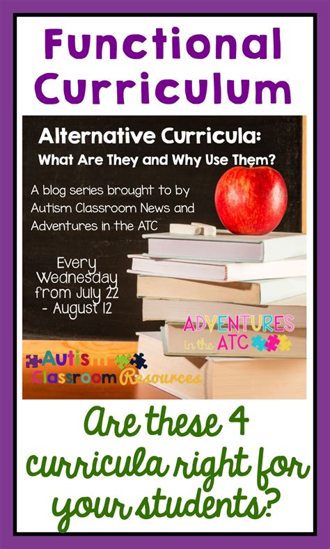 Functional Curriculum: Are These 4 Right for Your Special