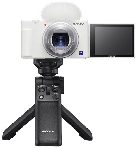 The Sony ZV-1 camera is now available in white - Photo Rumors