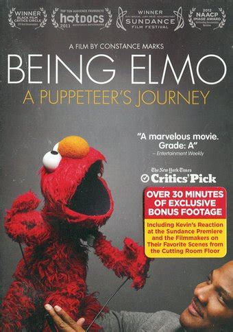 Being Elmo: A Puppeteer's Journey DVD (2011) Starring