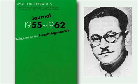 Journal 1955–1962: Reflections on the French-Algerian War