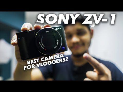 More leaked photos of the upcoming Sony ZV-1 (ZV1