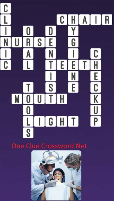 Dentist - Get Answers for One Clue Crossword Now