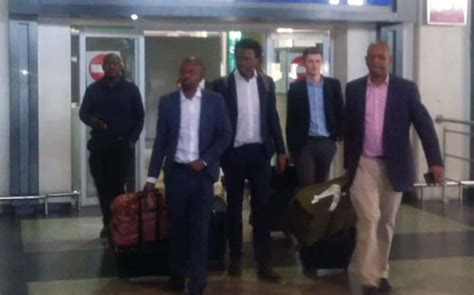 Breaking: Nelson Chamisa's South African lawyers jet into