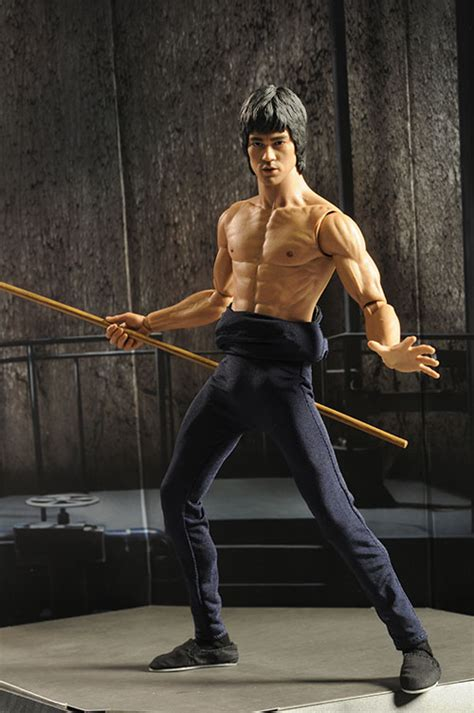 Bruce Lee DX-04 deluxe sixth scale action figure - Another