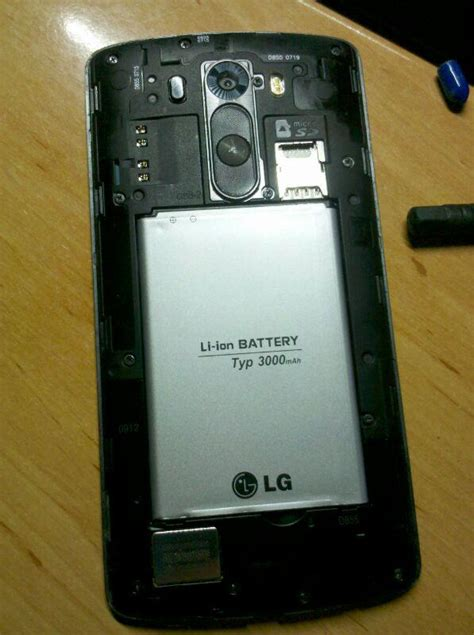 Applying thermal paste for LG G3   XDA Developers Forums