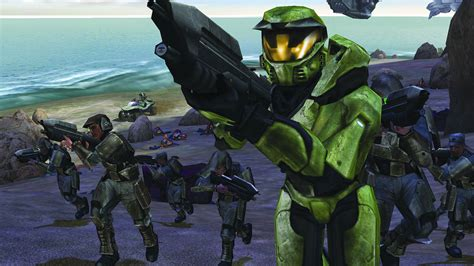 Halo: Combat Evolved   Games   Halo - Official Site