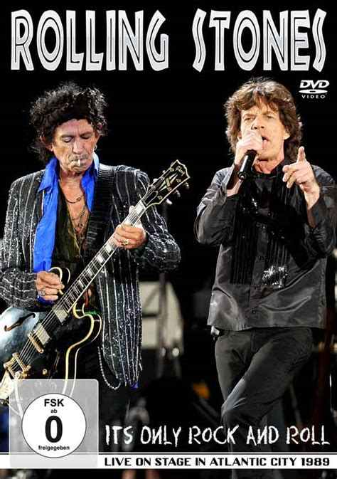 Rolling Stones - Its Only Rock And Roll DVD   Leeway's