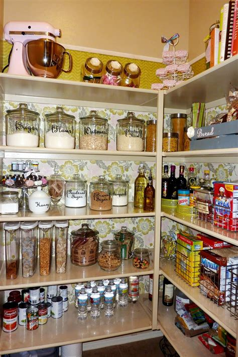 Get Inspired: 10 Amazing Pantry Makeovers - How to Nest