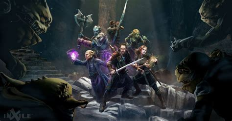 The Bard's Tale 4: Barrows Deep is Available Now on Steam
