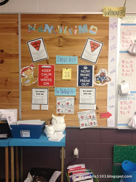 Teaching Teens in the 21st: Bulletin Boards for 8th Grade