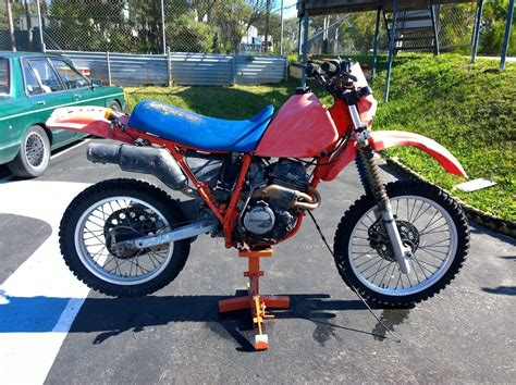 Short Motor Engine suit Parts Wrecking from Honda XR250 XR