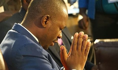 Chamisa calls for a seven-days of national prayer     The