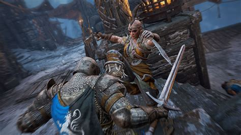 For Honor Players Aren't Happy With The Games' New Rewards