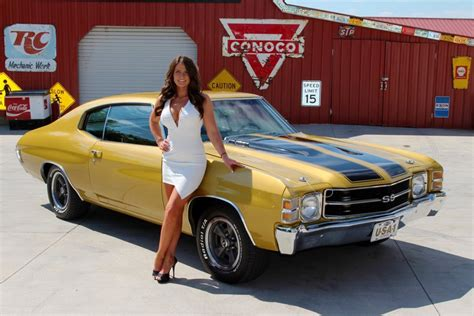 1971 Chevrolet Chevelle | Classic Cars & Muscle Cars For
