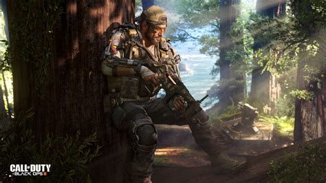 Call of Duty Black Ops 3 Specialist Nomad Wallpapers | HD