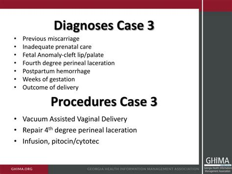 PPT - ICD-10 Coding Session OB/GYN/Midwifery PowerPoint