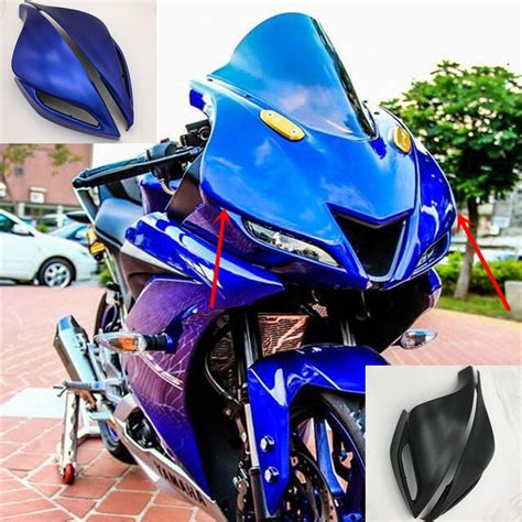 For Yamaha YZF R15 V3 Style R3 R25 2018 Windshield Wind