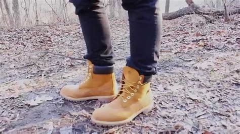 Supreme x Timberland Boots   Review - YouTube