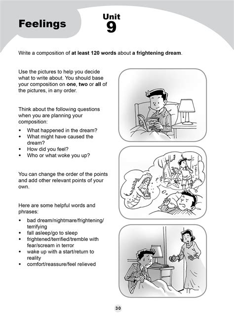Composition Writing for Primary 3&4 – Acel Learning (S