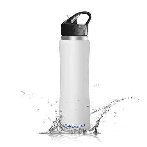 Hydracentials 16oz Insulated Water Bottle   Happy Homemaker