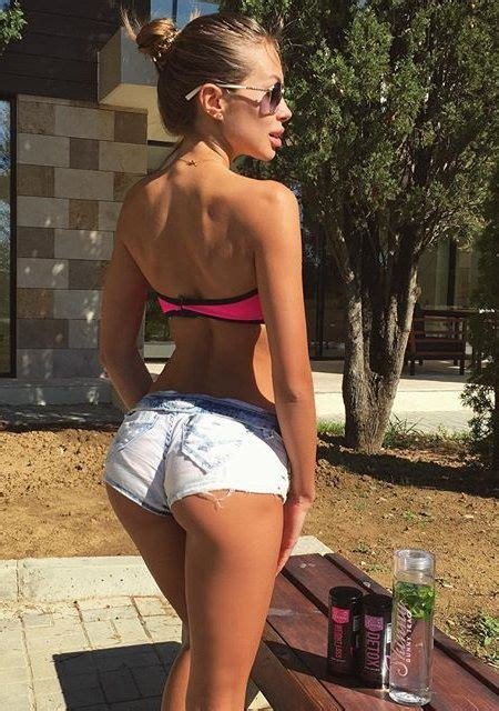 Pin on Juicy Girls in Shorts
