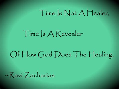 Time Is A Healer Quotes
