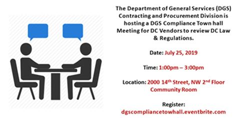 The Department of General Services (DGS) Contracting and